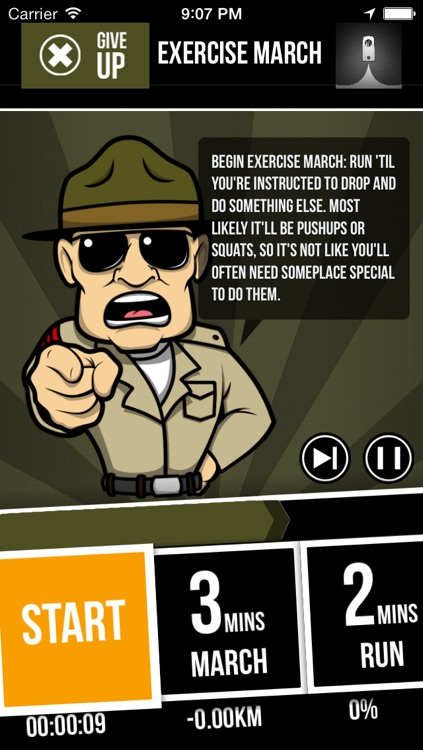 Yes, Drill Sergeant! screenshot-3