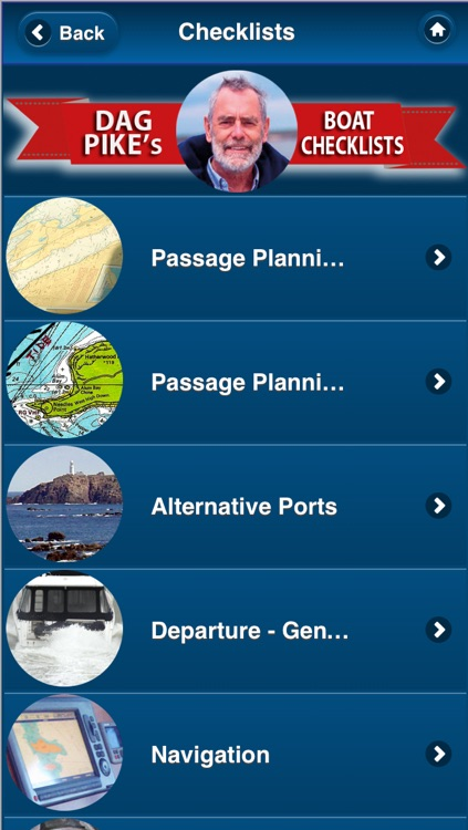 Dag Pike's Essential Boating Checklists for Yachts & Motor Boats screenshot-1