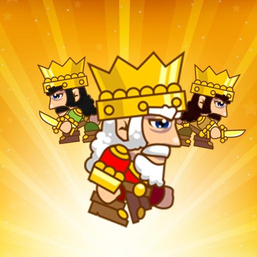 King Running Quest - Sword Fighting Dungeon Adventure Free