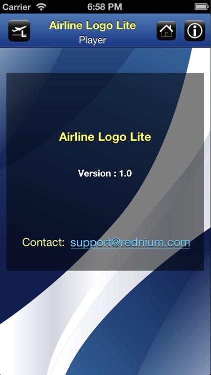 Airline Logo Lite screenshot-4