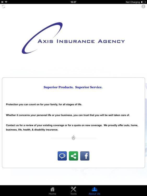 Axis Insurance Agency HD