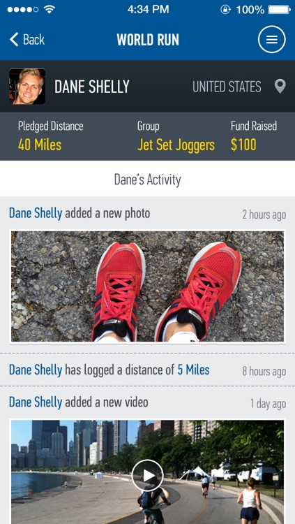 Boston Marathon World Run screenshot-4