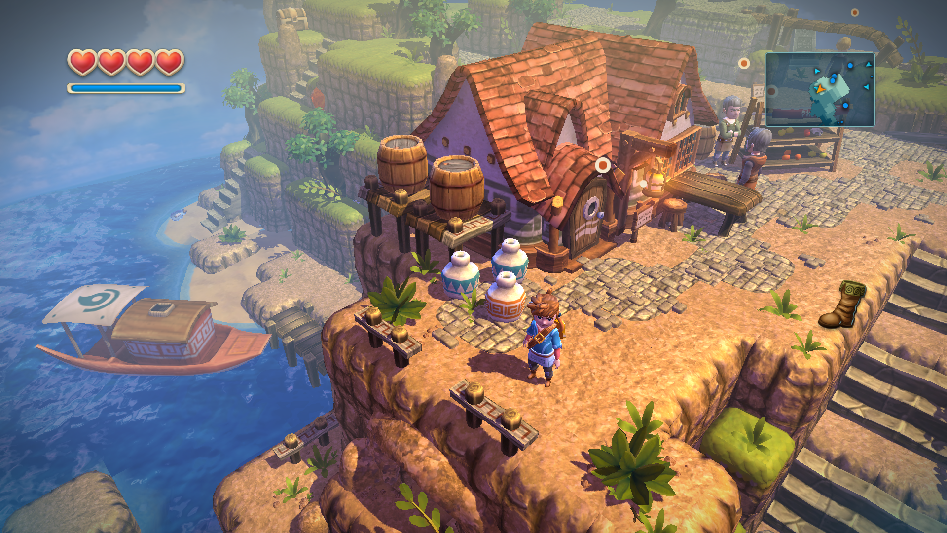 Oceanhorn ™ screenshot 11