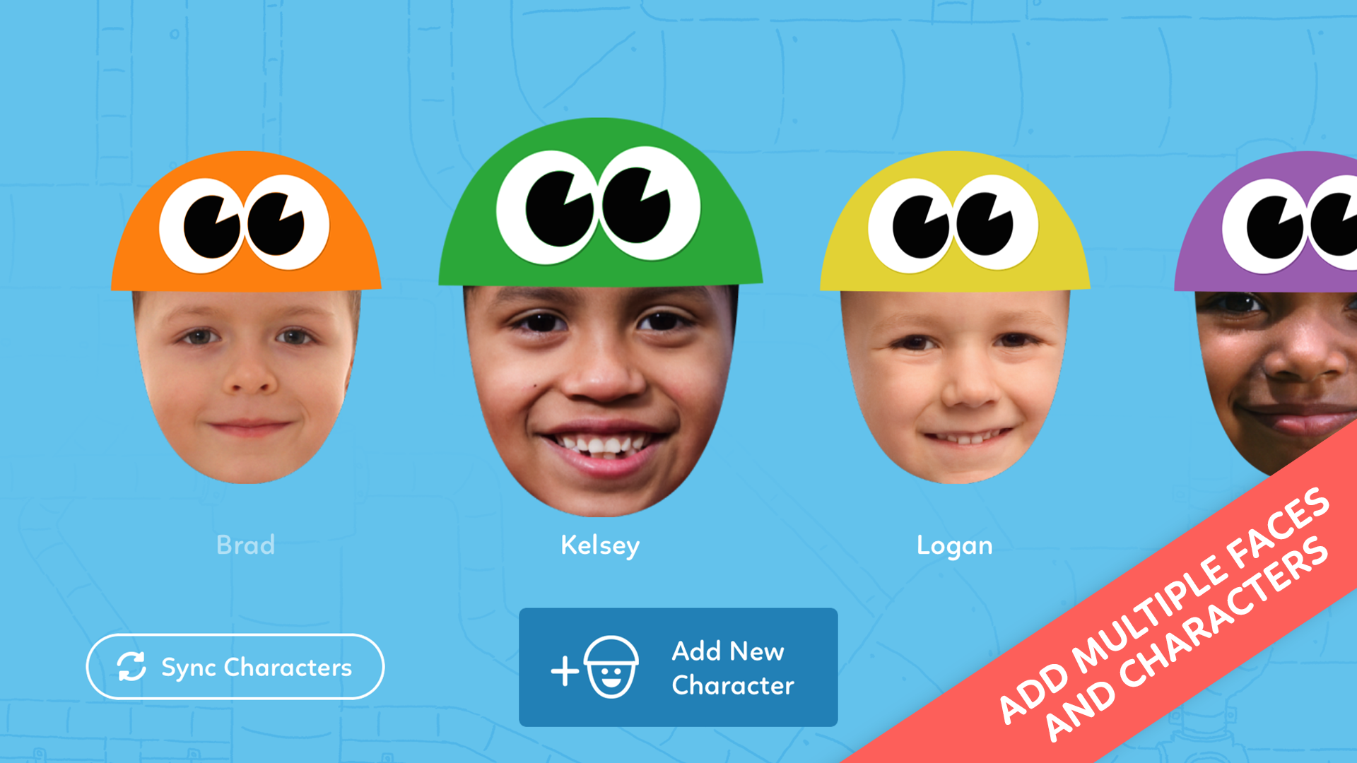 StoryBots – Learning Books, Videos and Games Starring Your Child! screenshot 10
