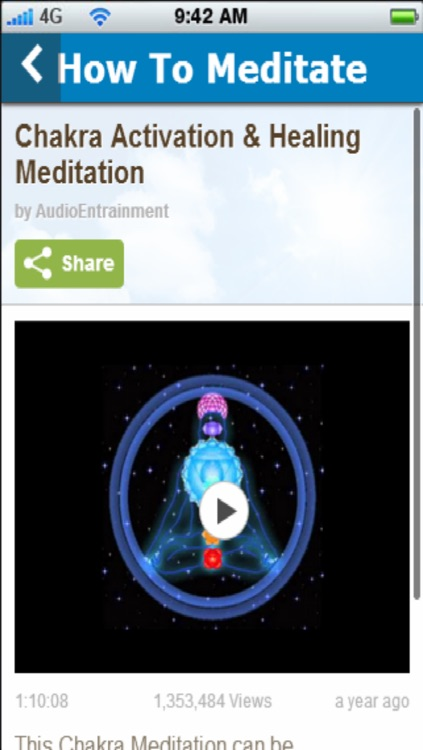 How To Meditate: Discover Different Types of Meditation screenshot-4