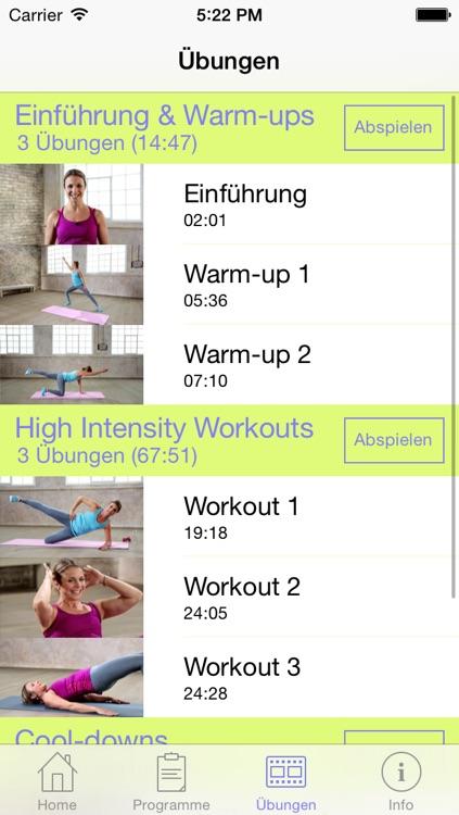 Brigitte Fitness Intensiv-Workout