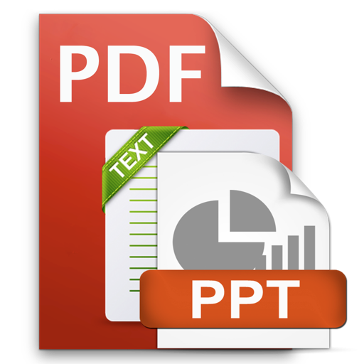 PDF to PPTX and Text
