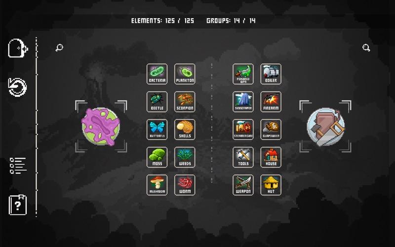 Doodle God: 8-bit Mania screenshot 3