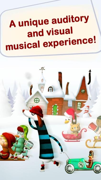 Christmas Songs Machine FREE- Sing-along Christmas Carols for kids!
