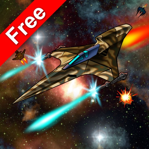 Blast Plane Space Fighter Free - Protect The Galaxy