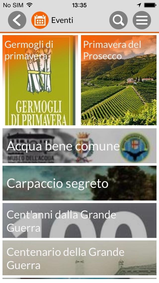 Screenshot of Visit Veneto3