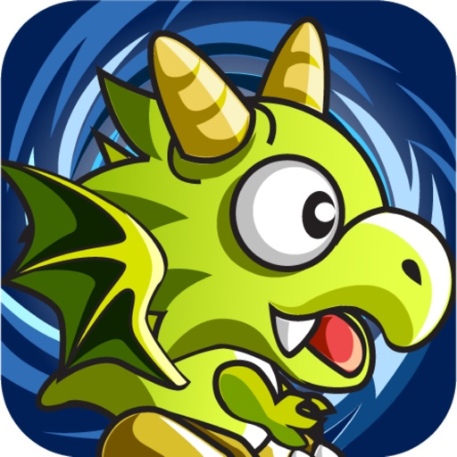 A Big Dragon Kingdom - Attack Of The Dragons! icon