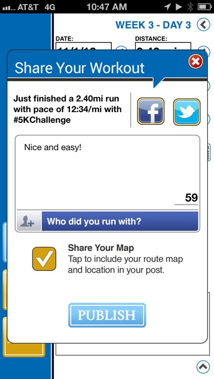 Run for God 5K Challenge screenshot-3