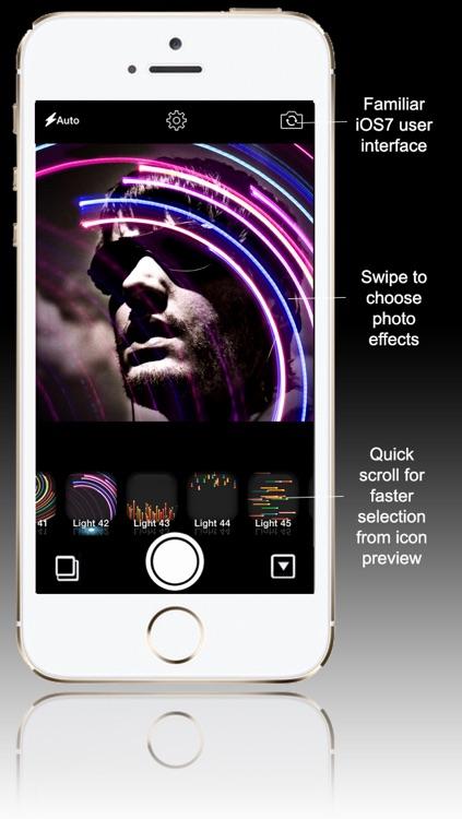 Fotocam Light Pro - Photo Effect for Instagram