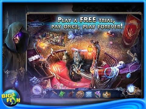 Riddles of Fate: Into Oblivion HD - A Hidden Object Puzzle Adventure screenshot one