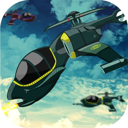 Air Helicopter Assault Shooter - Top Sky Driving Battle Pro