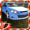 Ultimate Car Parking - 3D Car With No Brakes City Street Edition Driving Simulator HD Free