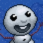 Frozen Snowman Free Fly: Tap to Creep Up Inside and Out of Trees icon