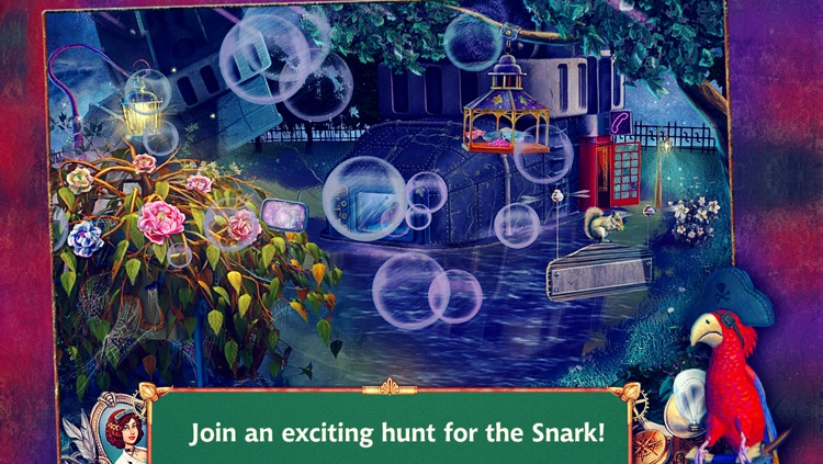Snark Busters: High Society Free screenshot-0