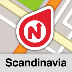 NLife Scandinavia - Offline GPS Navigation, Traffic & Maps