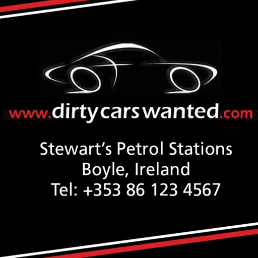 Dirty Cars Wanted