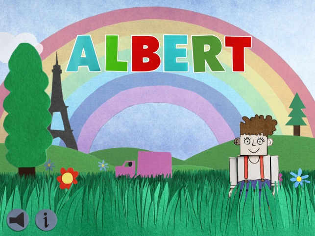 Albert Screenshot