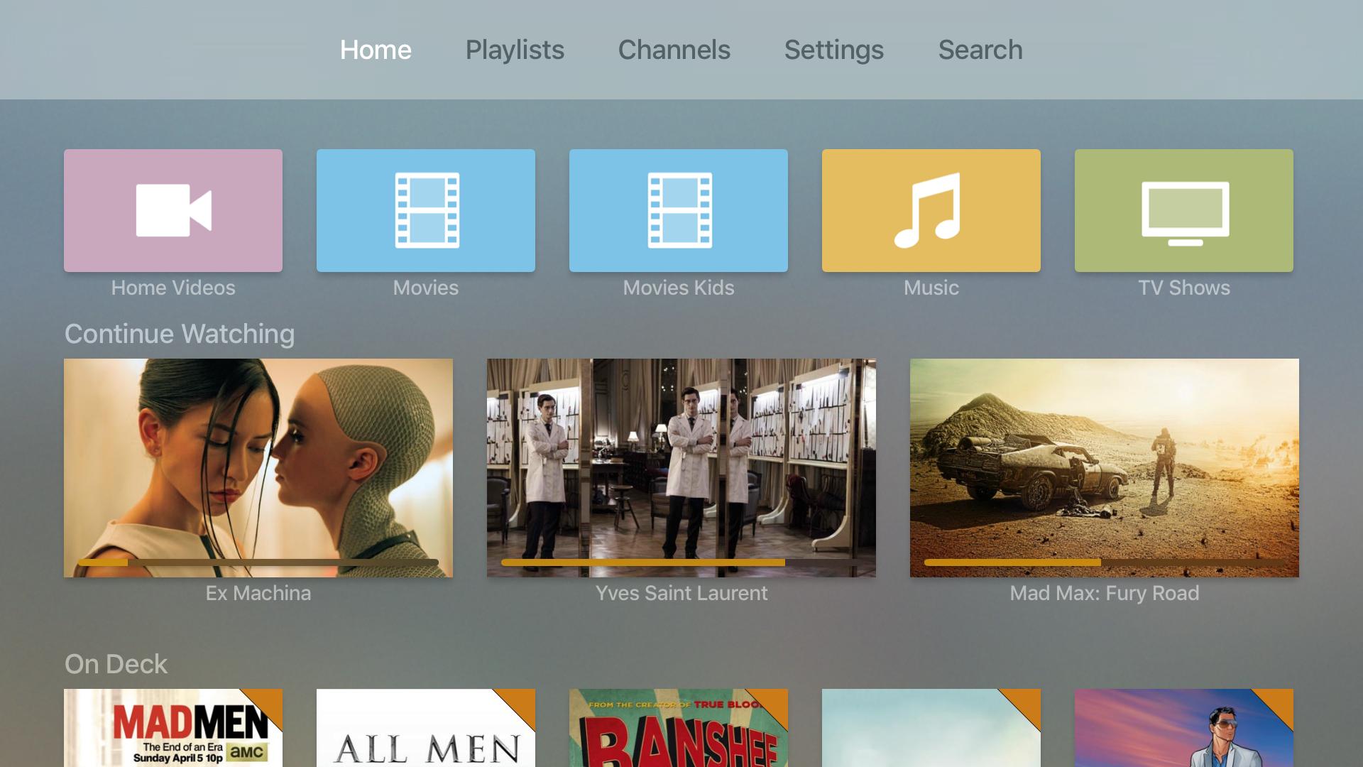 Plex: Movies, TV, Music + more screenshot 11