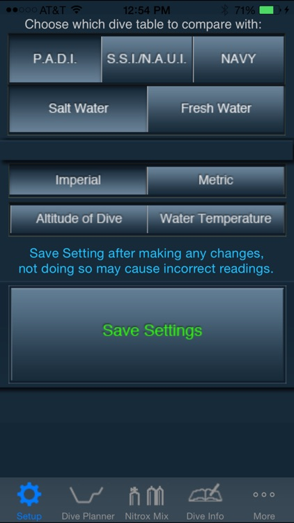 iDive Planner screenshot-0