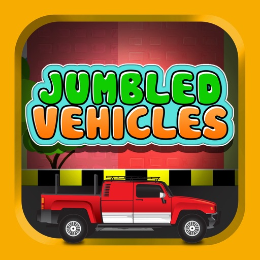 Jumbled Vehicles icon
