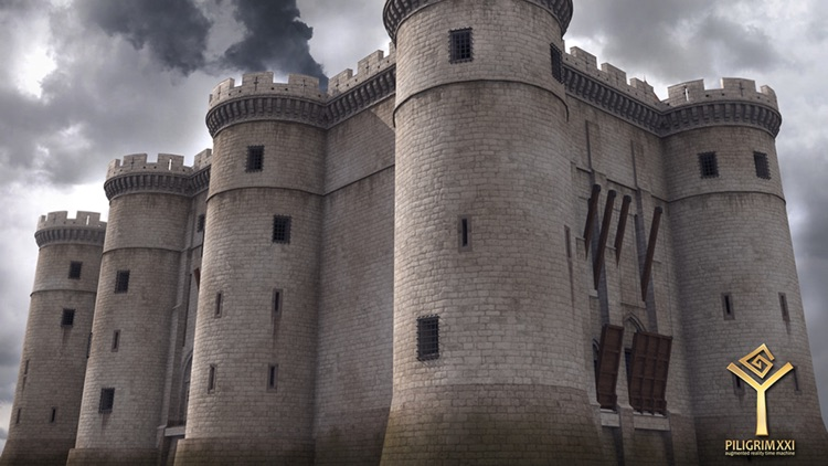 The Fortress of Bastille - VR Tour screenshot-3