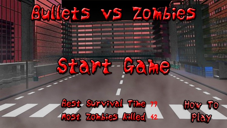 Bullets vs Zombies