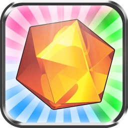Diamond Blaster Blitz - Free Multiplayer Match Three Puzzle Game