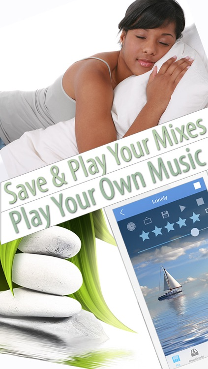 Sleep Sounds and SPA Music for Insomnia Relief screenshot-3