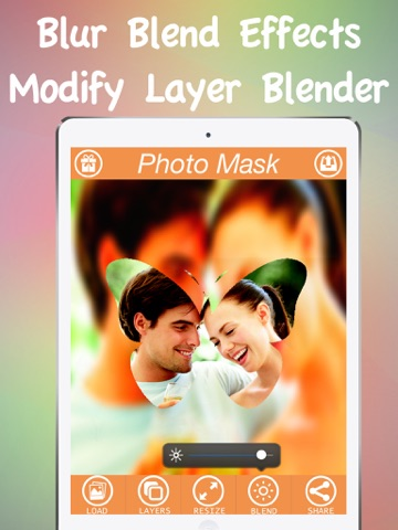 Photo Mask Pro - Mask Layer Effects On Camera Photos-ipad-2
