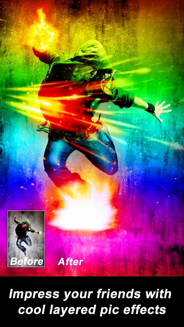 download SpaceEffect - Awesome Pic & Fotos FX Editor FREE