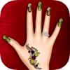 公主美甲艺术沙龙 :美甲游戏的女孩 !把你的指甲护理