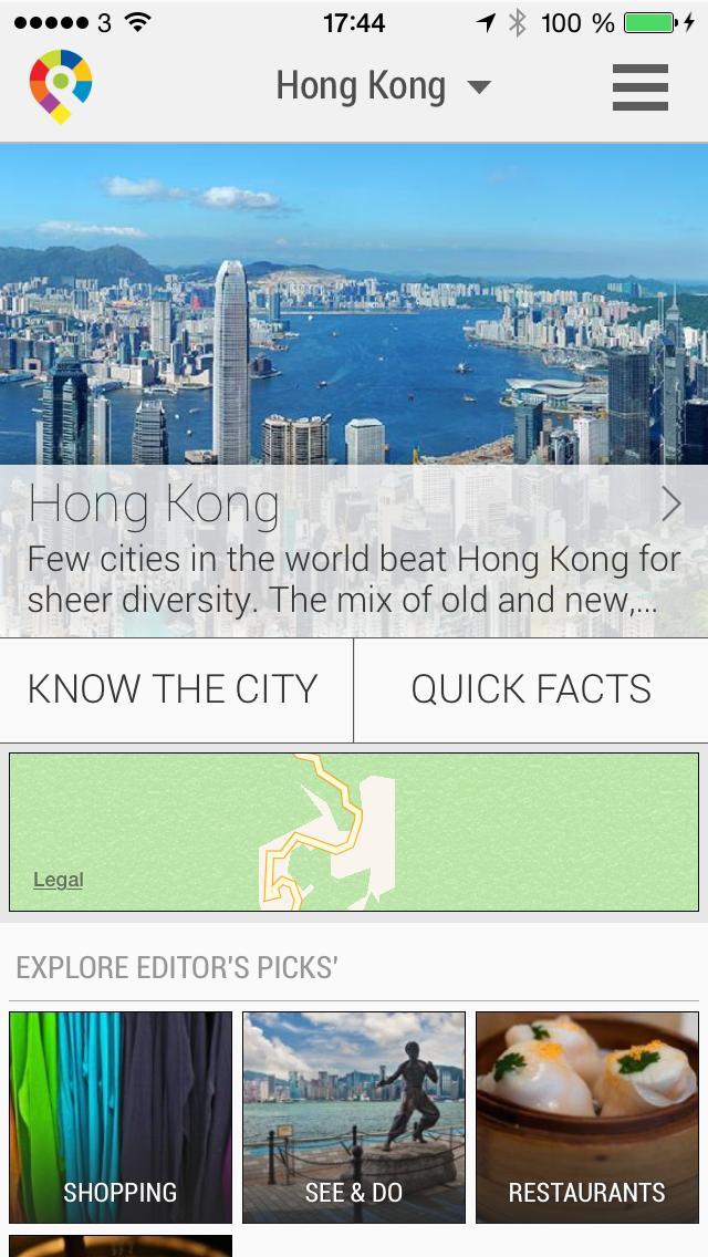 Hong Kong City Travel Guide - GuidePal