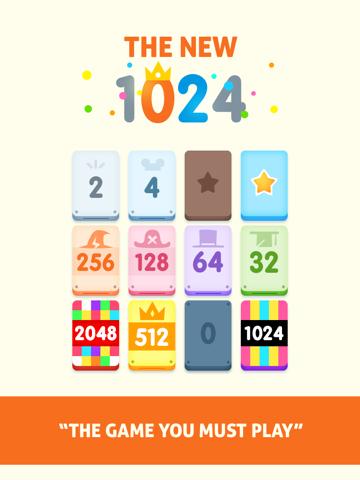 1024!のおすすめ画像1