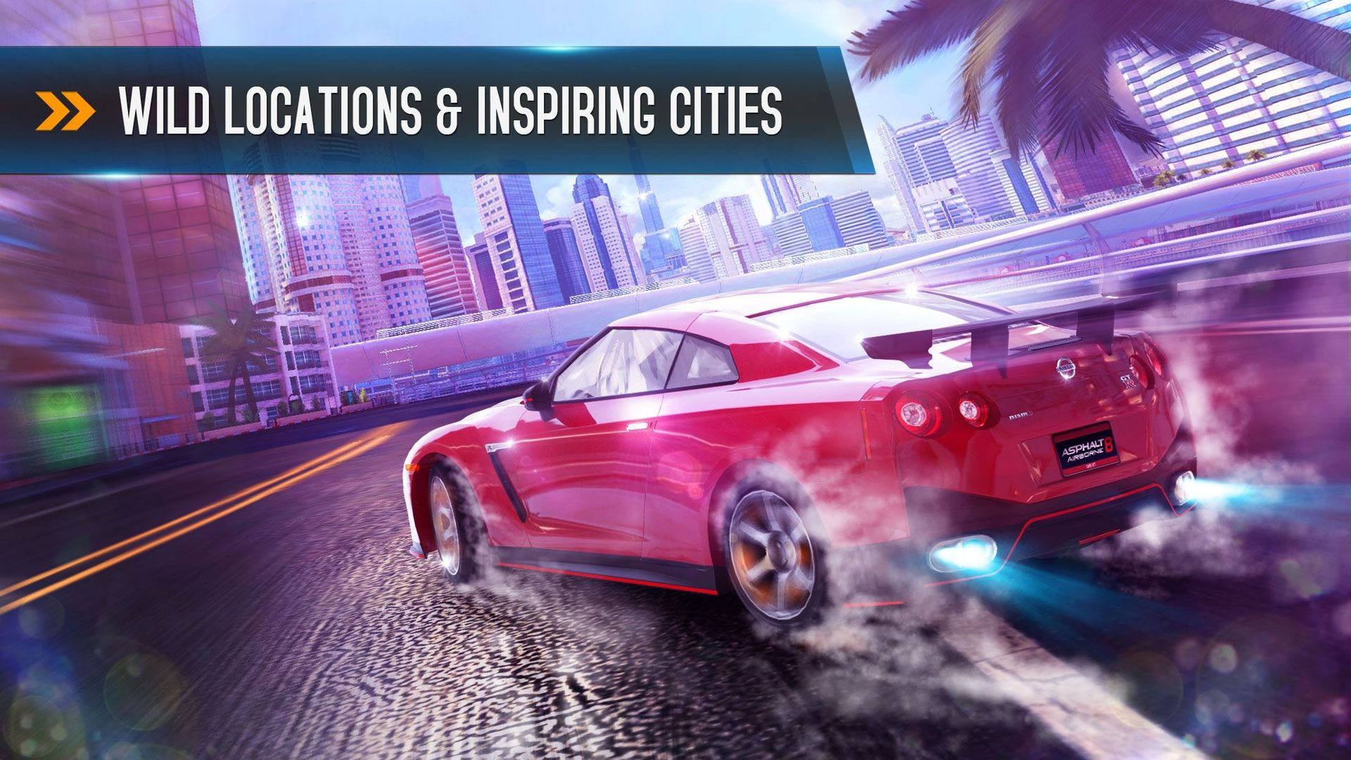 Asphalt 8 - Drift Racing Game screenshot 16