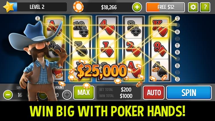 Poker Slots - Texas Holdem Poker