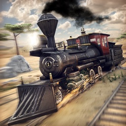 Funny Train RailRoad Racing Simulator Game For Free