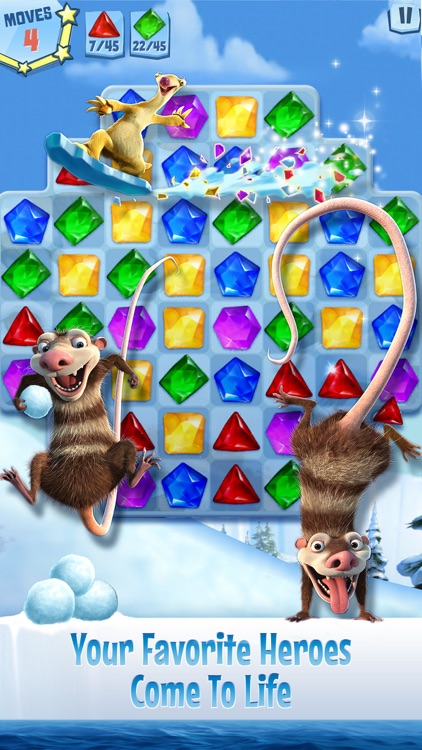 Ice Age: Arctic Blast screenshot-1