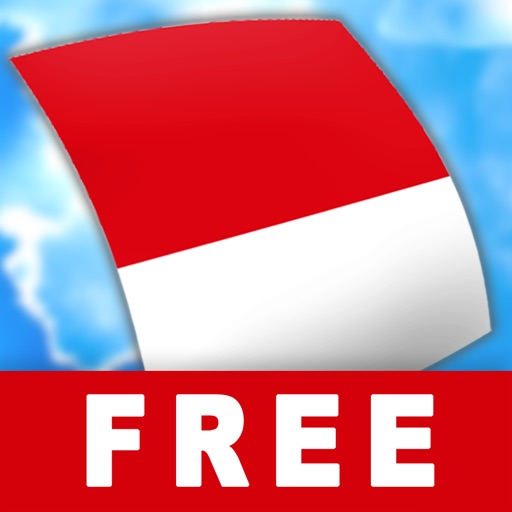 FREE Learn Indonesian FlashCards for iPad