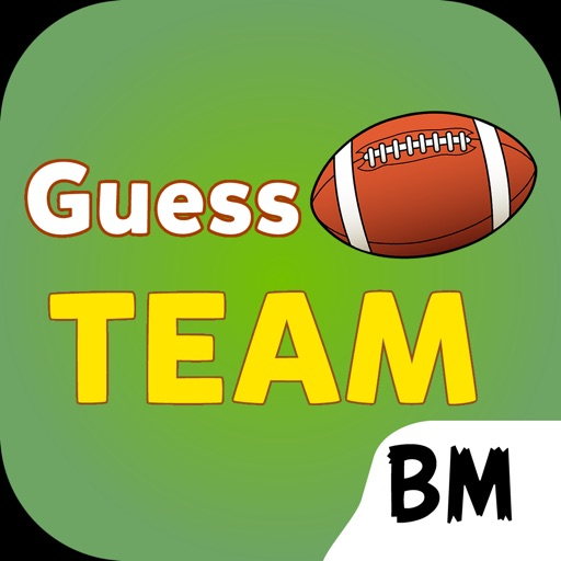 Guess American Football Team