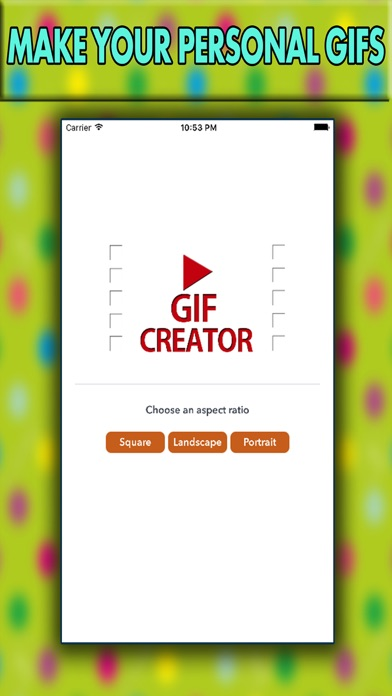 Photo Animation Maker - Turn Your Images To Gif Video screenshot one