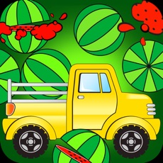 Activities of Truck with Watermelons