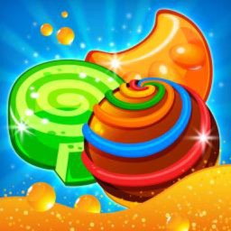 Candy Yummy - 3 match puzzle blast game