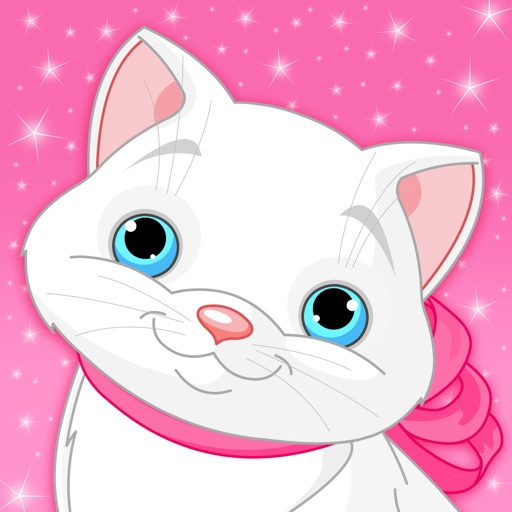 Kitty Cat : Free Matching Games for children, boys and girls