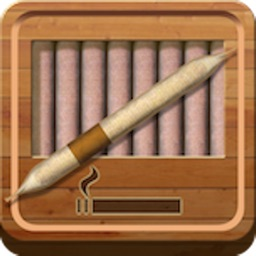 iRoll Up the Rolling and Smoking Simulator!