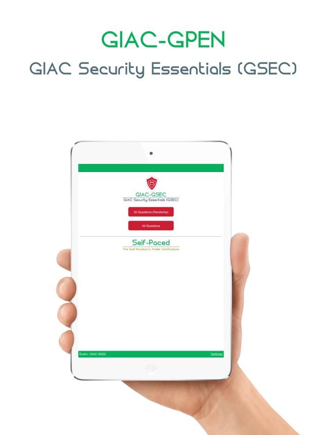Giac Gsec Security Essentials Gsec On The App Store